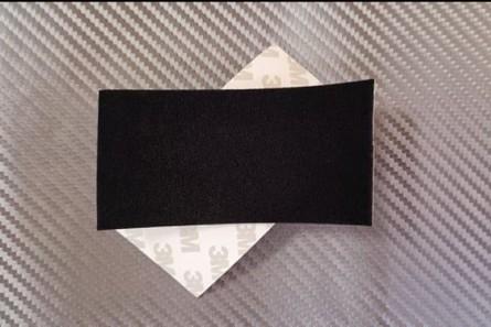 Felt tape  3M - black