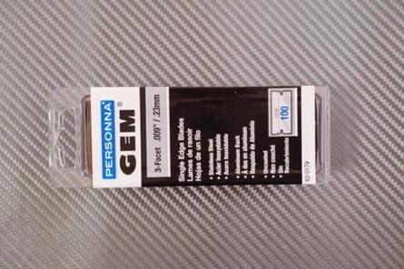 GT 137 Single Edge Blades