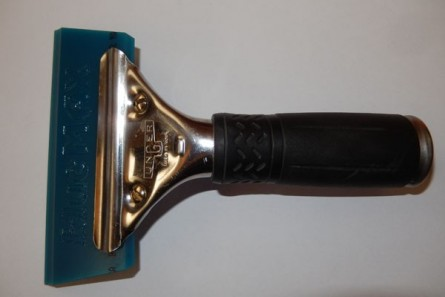 GT 122 Blue Max Squeegee with Handle Unger
