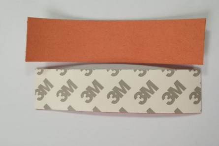 Filzband 3M - Velour 3 cm