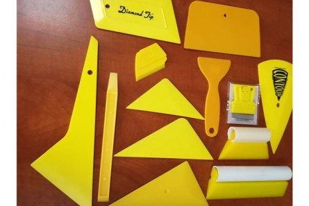 Window Tinting Tools