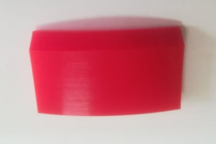 Rubber applicator-red