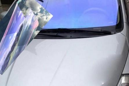 Хамелеоново  фолио - прозрачно-цена без ДДС