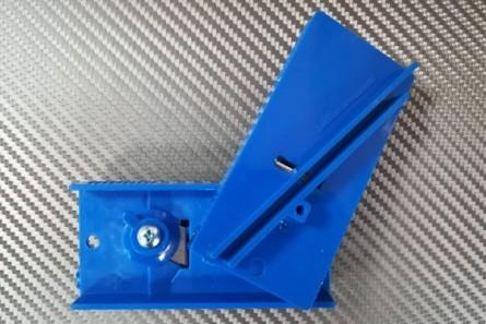 Foil tool sharpener - blue