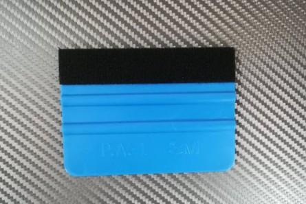 3M Film applicator with felt - blue