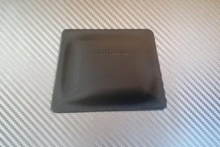 GT 086 Blk  Black hard card squeegee