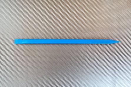 Applicator for seals - blue, Teflon