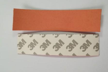 Felt tape 3M - Velor 3 cm