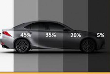 NEXFIL Carbon  Film 05% - price without VAT / sq.m.