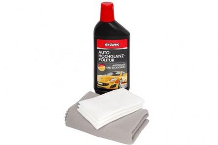 Авто комплект за полиране /STARK® Auto-Hochglanz-Politur 0.500l