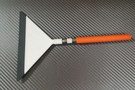 131  Апликатор бял с телескопична дръжка