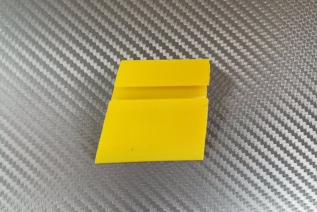 GT 236 Жълта гума Турбо- 7см  / Yellow Turbo Squeegee