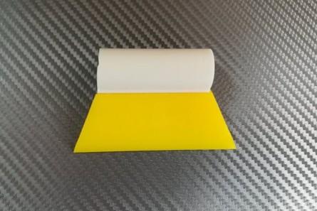 GT 1026 Жълта гума Турбо - 8.5 см / Yellow Turbo Squeegee